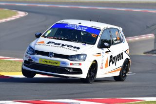 The man to beat in Friday's Engen Volkswagen Challenge races should be Devin Robertson (Payen Polo). Picture: Dave Ledbitter