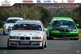 Jan Eversteyn (Mammoet Racing BMW E36 328i) overall class D winner