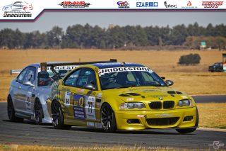 Philip Smit (Hi-Q Middestad BMW E46 M3) overall Class C winner