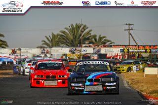 Lorenzo Gualtieri (Savspeed/Yokohama/F&R Auto BMW E36 328i Turbo) overall Class A winner