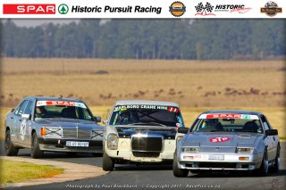 Charlies SuperSpar Historic Pursuit Racing