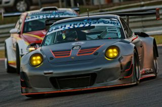 Franco Scribante's Porsche 977 Turbo will head up Saturday's G&H Transport Extreme Supercar races at the Free State Phakisa Raceway - Picture by RacePics.co.za