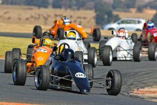 Investchem Formula Ford Kent - David Jermy