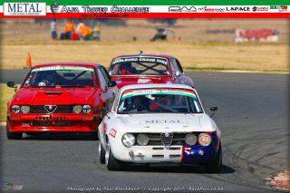 Metal Used Alfa Trofeo Challenge