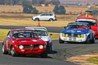 Metal Used Spares Alfa Trofeo Challenge - Colin Ellison