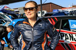 AutObarn Superhatch star Robyn Kruger will take on the bulk of the driving duties for the team's entry in the Phakisa 200 - Picture by Reynard Gelderblom