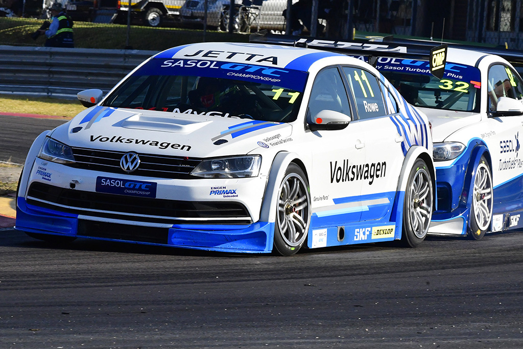 Bonafede And Stephen Share The Wins In Thrilling Sasol Gtc