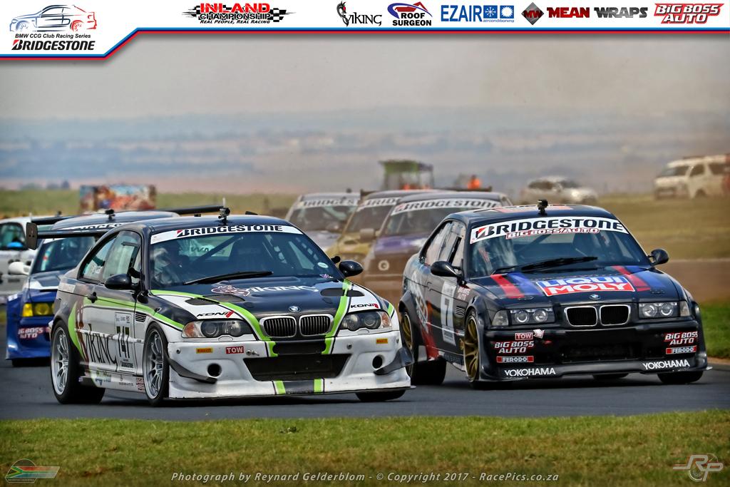 Bridgestone BMW Club Racing Series - Round 9 - Red Star Raceway - 2017-11-11