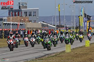 Red Square Kawasaki ZX-10R Masters Cup - Round 5 - 15 July 2017 - Port Elizabeth