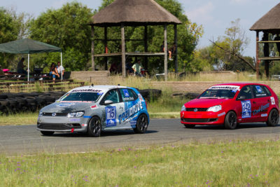 Chris Dale and Roberto Joaquim are likely to resume their class B duel - Picture by Paul Bedford