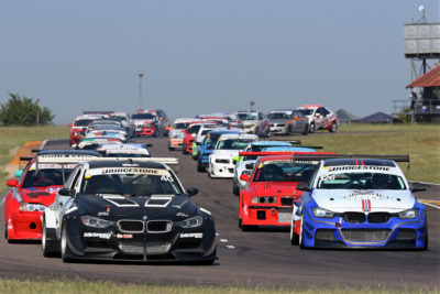 2020 Bridgestone BMW Club Racing Series gets off to a flying start