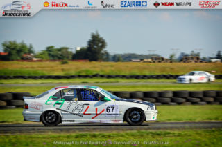 #67 Salvi Gualtieri - Eataly E36 328i - Driver of the Day