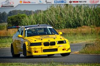 #72 Paulo Loureiro - Combined Racing E36 M3 GTS - Winner Class B