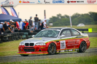 #86 Antonie Marx - Atomic Oil E46 M3 - Winner Class C