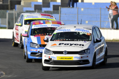 Devin Robertson (Payen Polo) clinched the 2017 South African Engen Volkswagen Cup title at Killarney - Picture by David Ledbitter