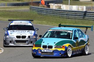 Andreas Meier (BMW E36 SAT Car)