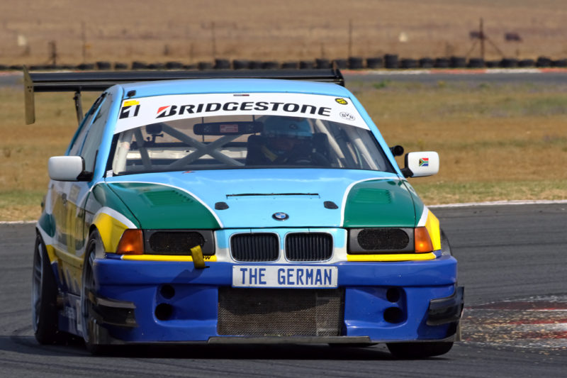 Andreas Meier (#TrainedAmateurs BMW E36 STC)