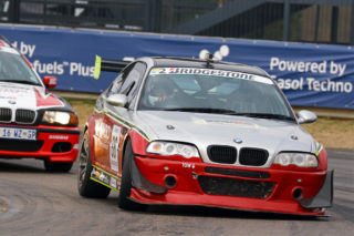Antonie Marx (BMW E46 M3) - Overall Championship and Class C leader