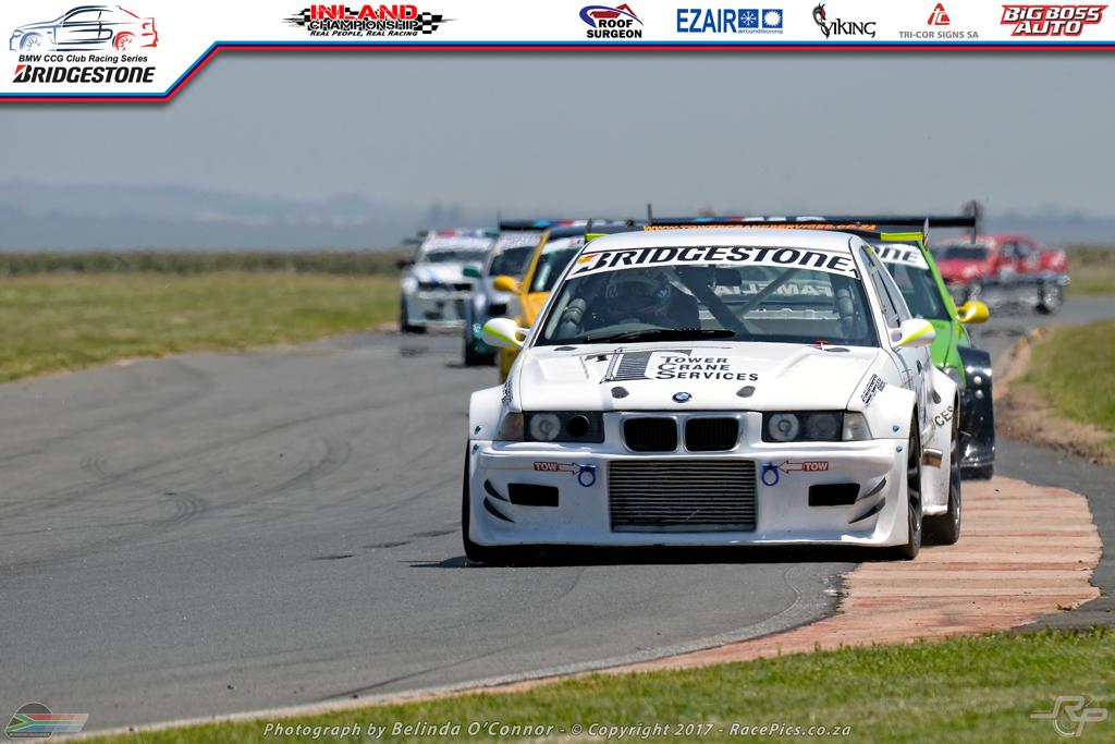Bridgestone BMW Club Racing Series - Round 2 - Red Star Raceway - 2017-03-11