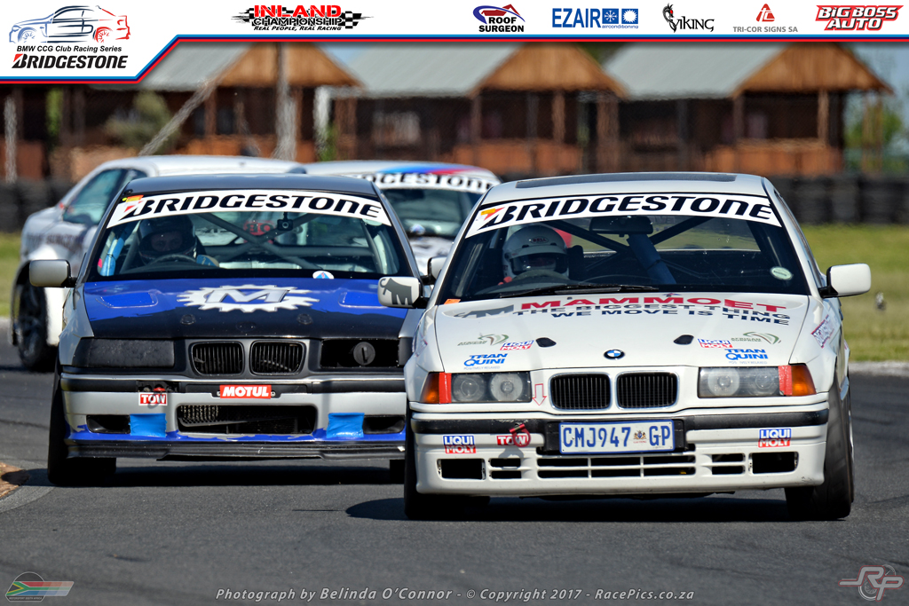 The Bridgestone BMW Club Racing Series is expected to produce yet again a large field of entrants on the day