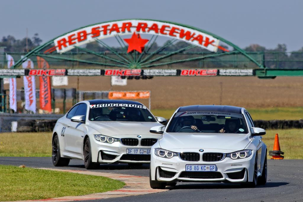 BMW Car Club Track Day - Red Star Raceway - 5 August 2017