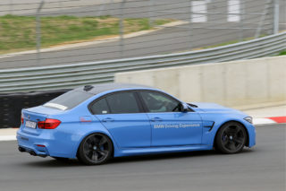 BMW Driving Experience M3 - Hot Laps