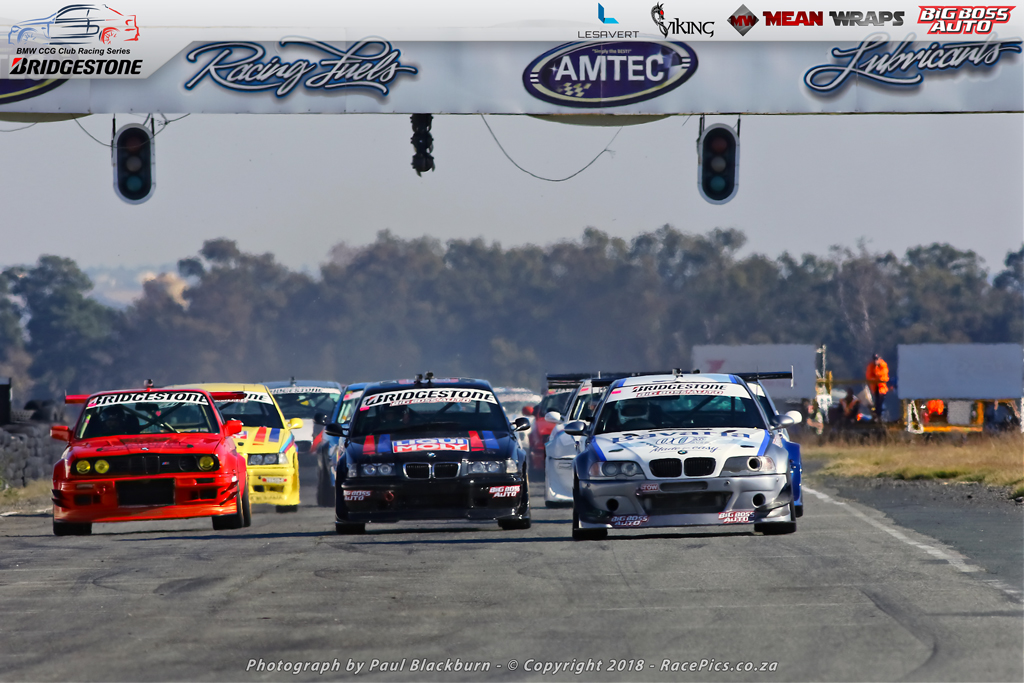 Bridgestone BMW Club Racing Series - Round 4 - Round 4 - Midvaal Raceway - 2018-06-02