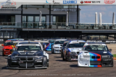Bridgestone BMW Club Racing Series - Round 3 - Zwartkops Raceway - 2018-04-07