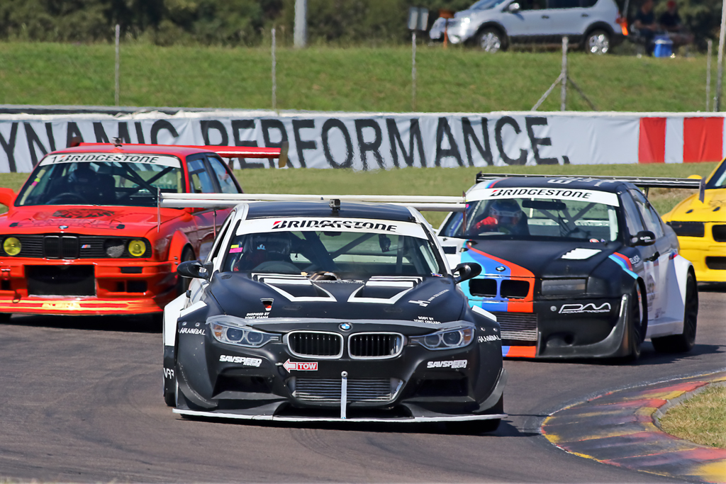 Bridgestone BMW Club Racing Series - Picture by RacePics.co.za