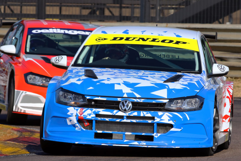 Bradley Liebenberg (VW Motorsport Polo)