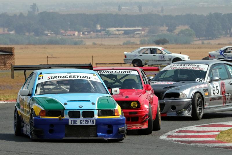 Bridgestone BMW Club Racing Series - Round 04 - Red Star - 2020-09-19