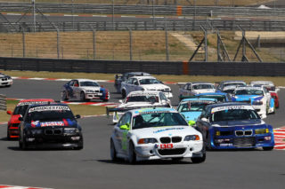 Season opener for popular Bridgestone BMW Club Racing Series this coming weekend at Red Star Raceway