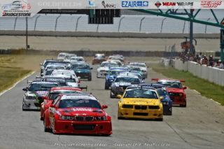 Bridgestone BMW Club Racing Series - Round 2 - Phakisa Freeway - 2018-03-10