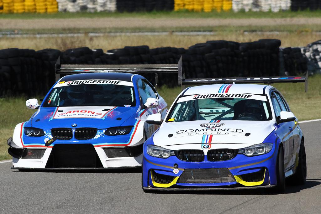 Bridgestone BMW Club Racing Series steals the show at Phakisa