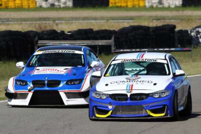 Bridgestone BMW Club Racing Series steals the show at Phakisa