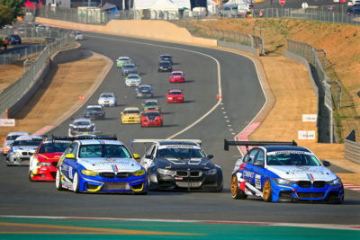 Bridgestone BMW Club Racing Series - Round 9 - Kyalami - 2019-10-27