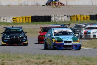 Bridgestone BMW Club Racing Series visited the Phakisa Freeway on Saturday April 10