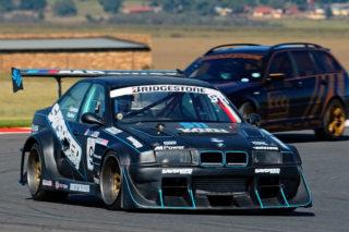 Class A: Lorenzo Gualtieri (Savspeed BMW E36 328 Turbo)