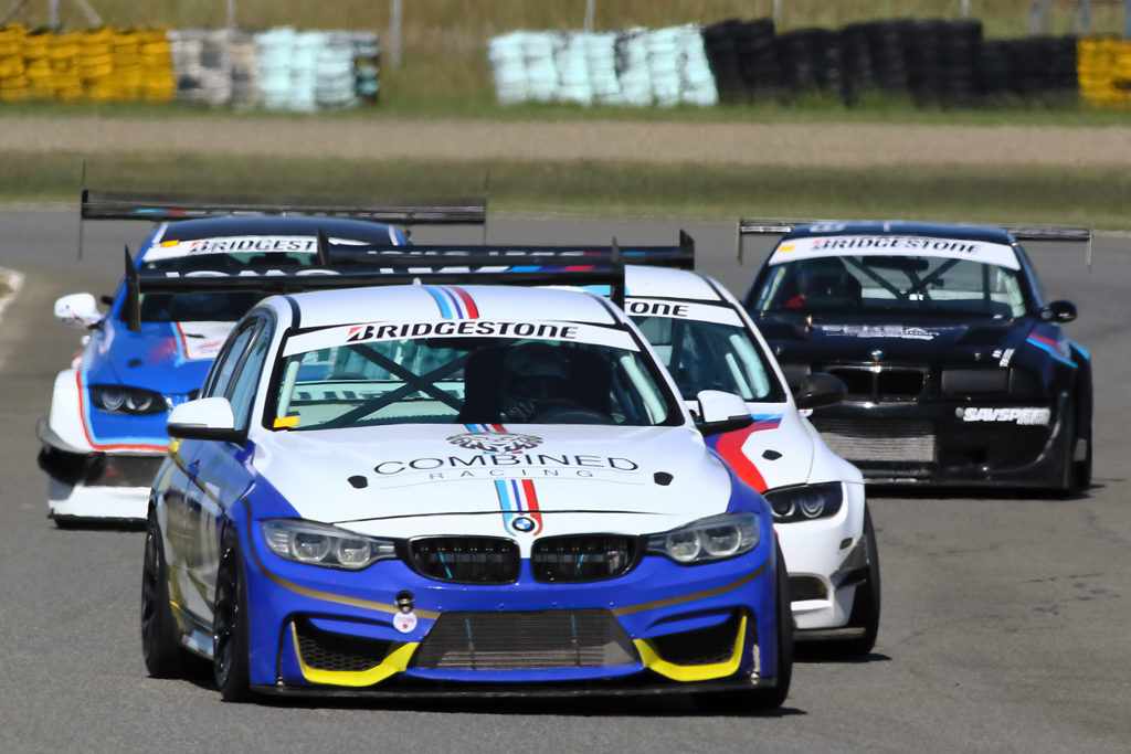 Class A: Paulo Loureiro - Combined Racing BMW F30 335i