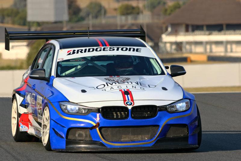 Class A - Rick Loureiro (Combined Racing BMW F30 335i)