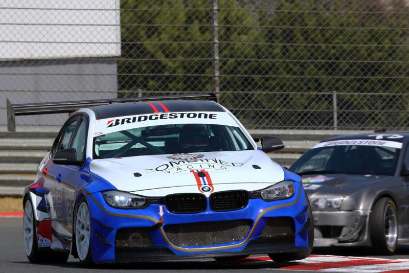 Rick Loureiro (Combined Racing BMW F30 335i)