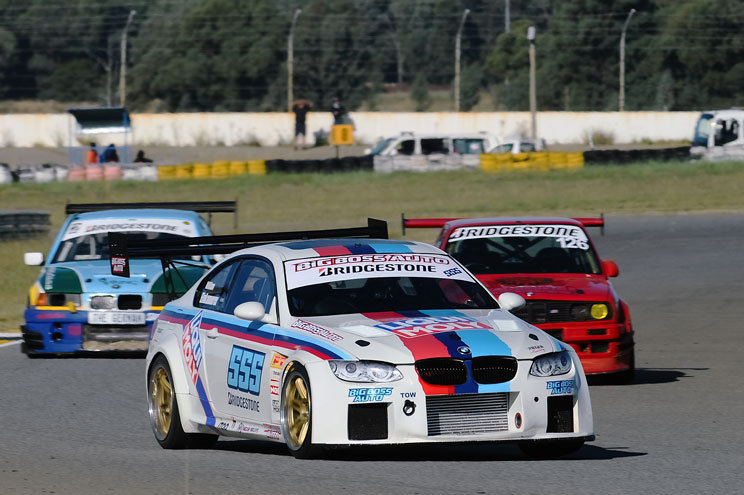 Class A: William Einkamerer (BTAS BMW E92 335i)