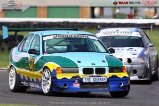 Class B - Andreas Meier - BMW E36 M3
