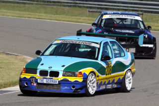 Class B: Andreas Meier - BMW E36 SAT Car