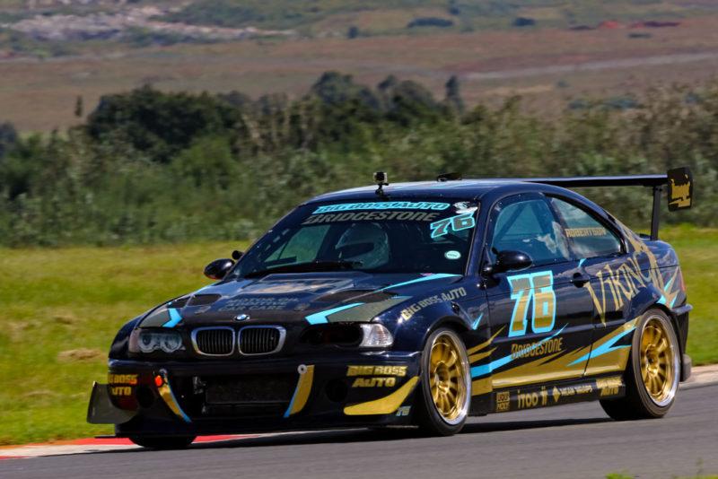 Class B: Jagger Robertson (Viking/Big Boss Auto BMW E46 M3)