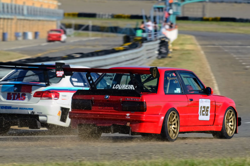 Class B: Rick Loureiro (Combined Racing BMW E30 325is)