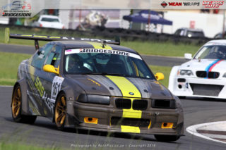 Class C - Pieter Lombard - SMS Alert BMW E36 M3 GTS