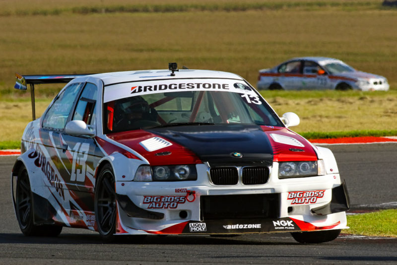 Class C: Trevor Long (Roof Surgeon/Big Boss Auto BMW E36 M3)