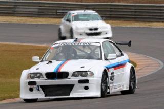Class C leader Nek Makris (BMW E46 328i Turbo)