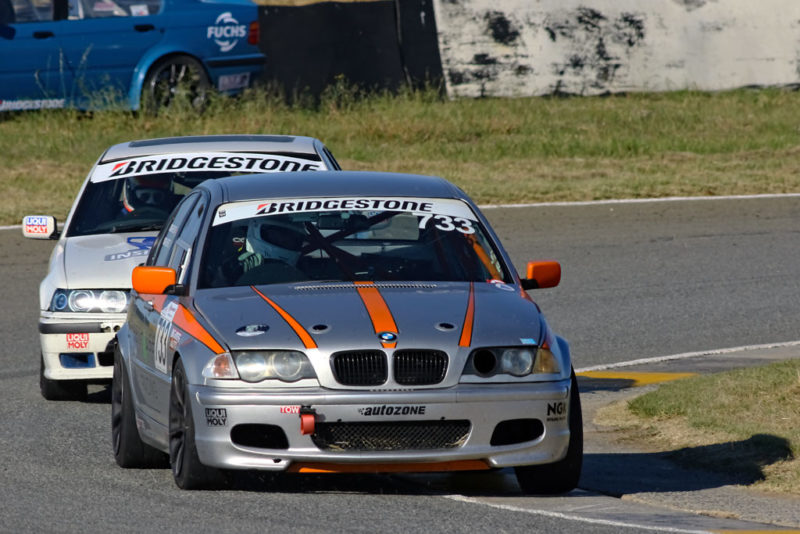 Class D: Herbst Father and son duo (Greenhouse Solar BMW E46 330i)